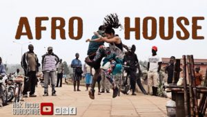 Afro House Dance @  A Time To Dance!