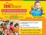BBK WONDERLAND FAMILY CHILD CARE